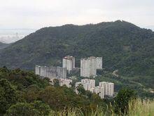 Paya Terubong flats, George Town, Penang