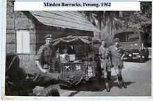 Minden Barracks, Gelugor, George Town, Penang
