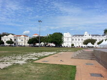 Padang Esplanade, George Town, Penang