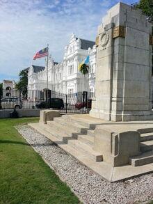 Cenotaph, Esplanade, George Town, Penang