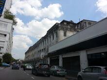 Lim Lean Teng Mansions, Farquhar Street, George Town, Penang