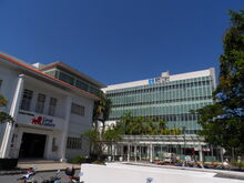British Council & Chung Siew Yin Building (Great Eastern), George Town, Penang