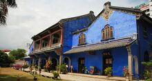 Penang Cheong Fatt Tze mansion