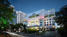 Gurney Plaza (night), George Town, Penang