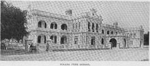 Old Penang Free School, Farquhar Street, George Town
