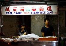 Cintra Street Hum Chin Peng stall, George Town, Penang