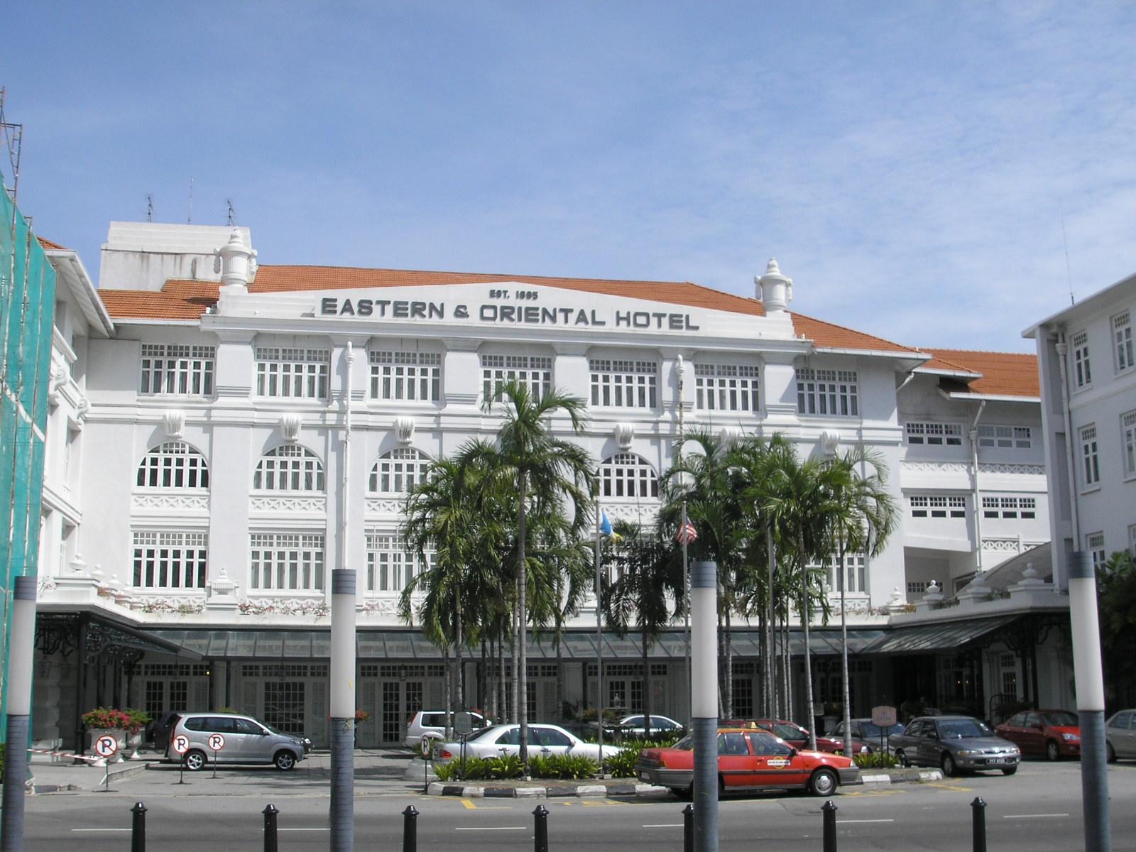 Eastern Oriental Hotel Penang Dec