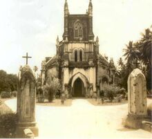 Old Church of Immaculate Conception, George Town, Penang