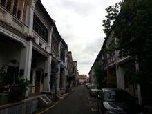 Toh Aka Lane, George Town, Penang
