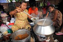 Air Itam Sisters' Curry Mee, George Town, Penang