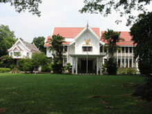 Thai consulate, George Town, Penang