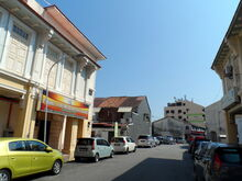 Seck Chuan Lane, George Town, Penang