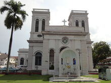 Church of the Assumption, Farquhar Street, George Town, Penang-0