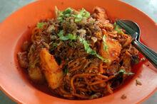 Mee goreng Pulau Tikus, George Town, Penang