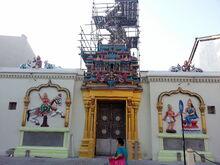 Arulmigu Mahamariamman Temple, George Town, Penang