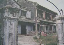 Cheong Fatt Tze Mansion before restoration