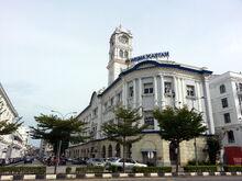 Malayan Railway Building, George Town, Penang (2)