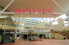 KOMTAR Walk, George Town, Penang