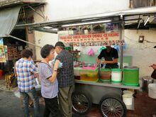 Penang Famous Teochew Chendul, Keng Kwee Street, George Town, Penang