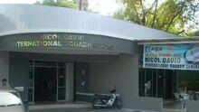 Nicol David Squash Centre, George Town, Penang