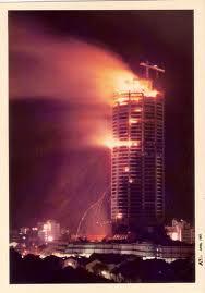 KOMTAR 1983 fire, George Town, Penang