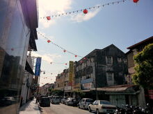 Campbell Street, George Town, Penang