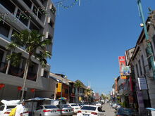 Market Street, George Town, Penang