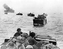 Infantry landing craft world war 2