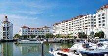 Straits Quay mall, Tanjung Tokong, George Town, Penang