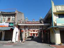 Teoh Kongsi, Carnavon Street, George Town, Penang