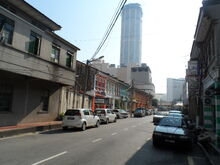 Trang Road, George Town, Penang