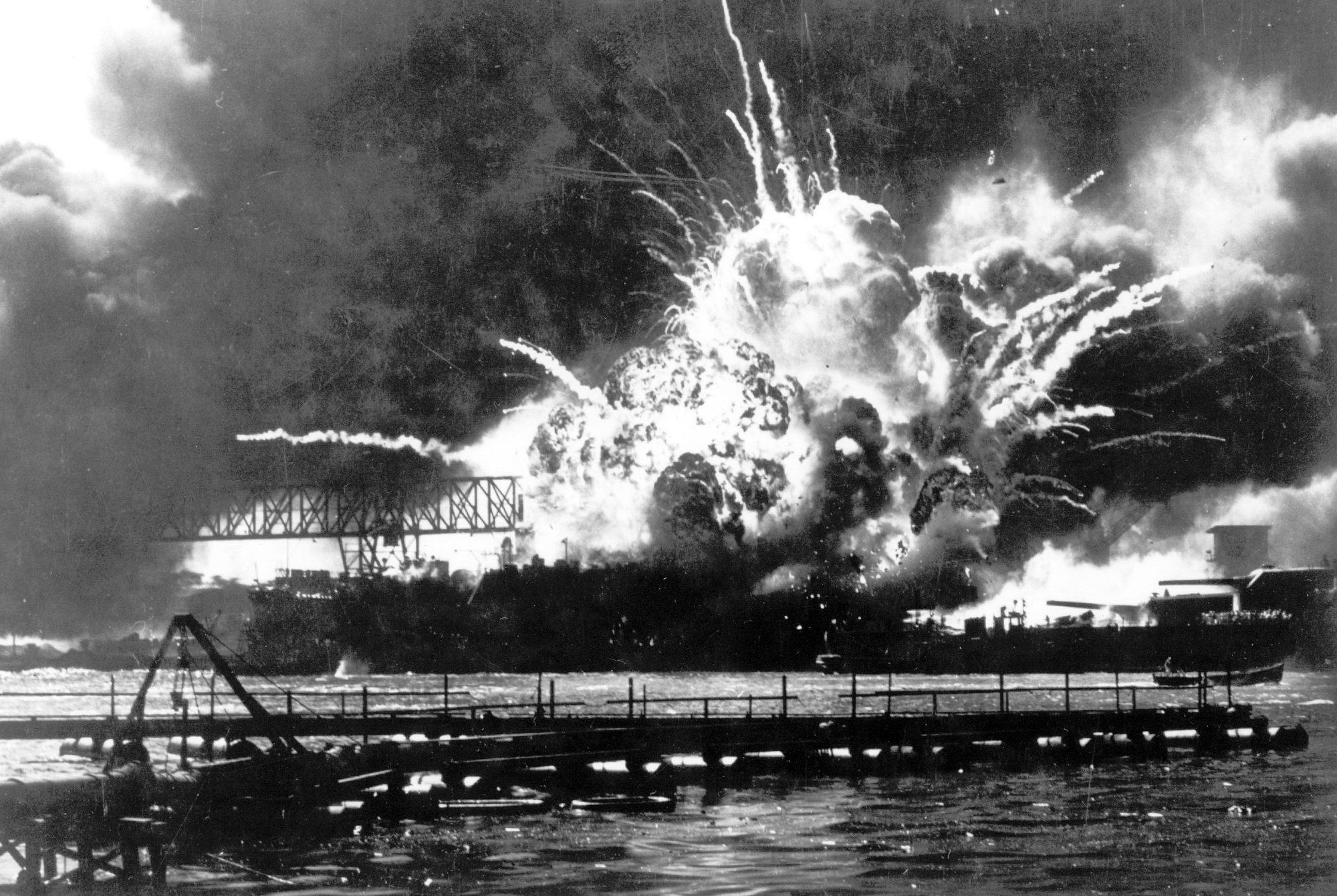 Pearl Harbor Japanese Attack