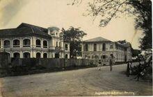 Methodist Boys' School (Anglo-Chinese Boys' School), 1920
