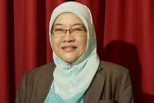Penang mayor Patahiyah Ismail