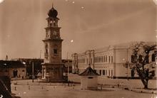 King Edward's Place, George Town, Penang (1942)
