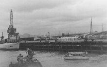 Nazi Germany U-boat, George Town, Penang