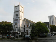 Church of Immaculate Conception, Pulau Tikus, George Town, Penang