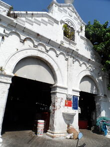 Campbell Street Market, George Town, Penang