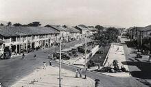 Prangin Road, George Town, Penang (old)
