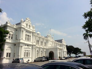 Penang City Hall, George Town (2)