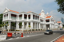 Supreme Court of Penang, Light Street, George Town, Penang