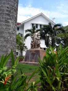 Jean Baptiste de La Salle Memorial, Farquhar Street, George Town, Penang