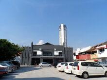 Drury Lane, George Town, Penang
