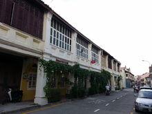 Malay Street Ghaut, George Town, Penang