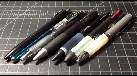 Premium Japanese Pen Mega Shootout Pilot vs Zebra vs Uniball vs Dr Grip