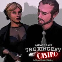 KINGERY 4x01 cover