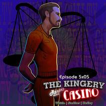 KINGERY 5x05 cover