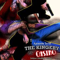 KINGERY 5x12 cover