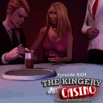 KINGERY 4x04 cover