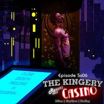 KINGERY 5x06 cover